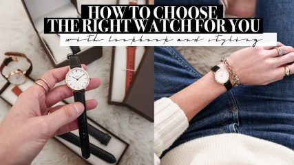 Top Tips for Buying a Quality Watch & How to Style Them