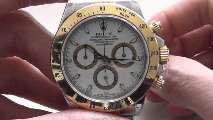 Rolex Cosmograph Daytona Review Part 2