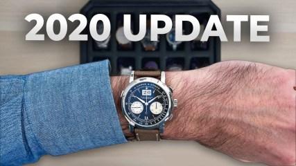My Watch Collection (2020 Update!!!) | Rolex, Vacheron Constantin, Lange, Cartier