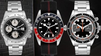 Tudor & Tag Heuer Watch Collection | SwissWatchExpo