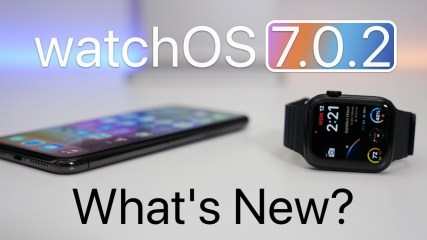 watchOS 7.0.2 is Out! - What's New?