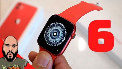 Red Apple Watch Series 6 Unboxing & First Impressions (SE Too!)