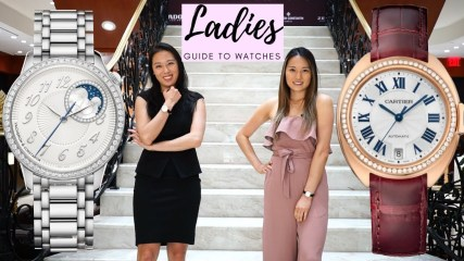 How to choose your first watch for ladies | Carat & Co.