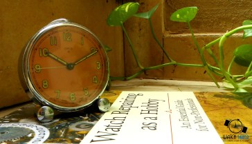 Oris alarm clock 1940's (watch1440)