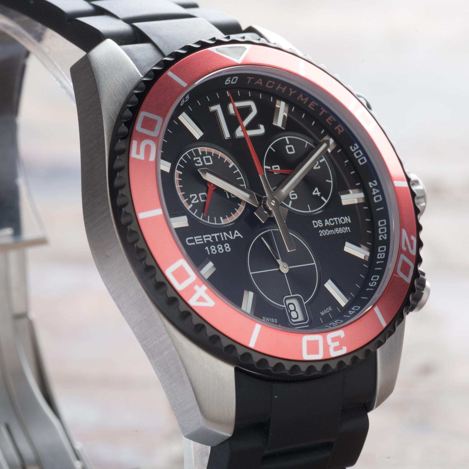Certina Action DS Chronograph Diver C0134172705700