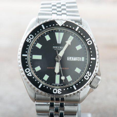 Seiko 6309-7290 Divers Watch Men Vintage