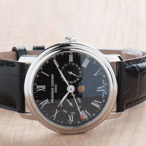 Frederique Constant Moon Phase Black FC-270BR4P6