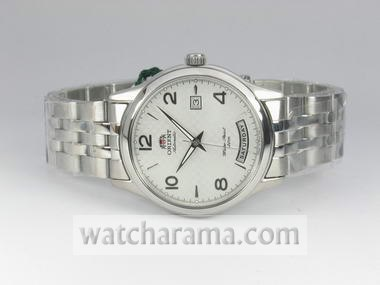 Orient Automatic Day Date 50m