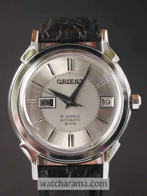Orient Classic Automatic Piepan
