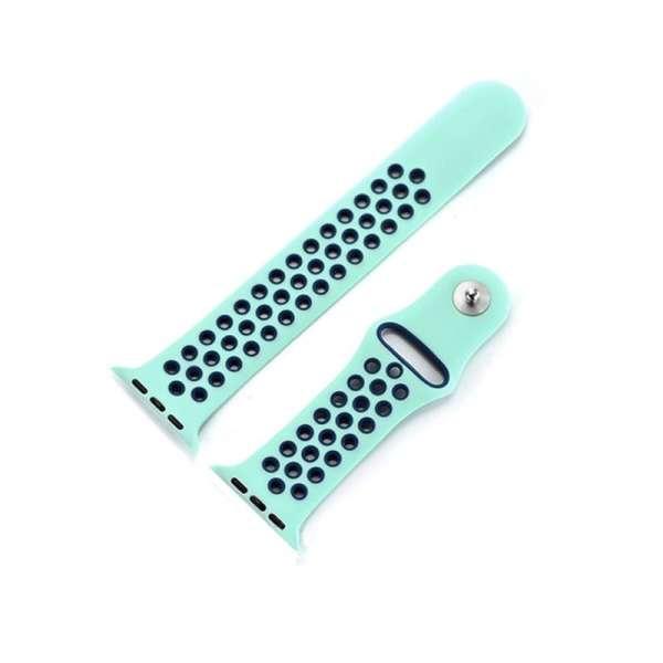 sport bandje voor de Apple Watch-aqua-blauw-002