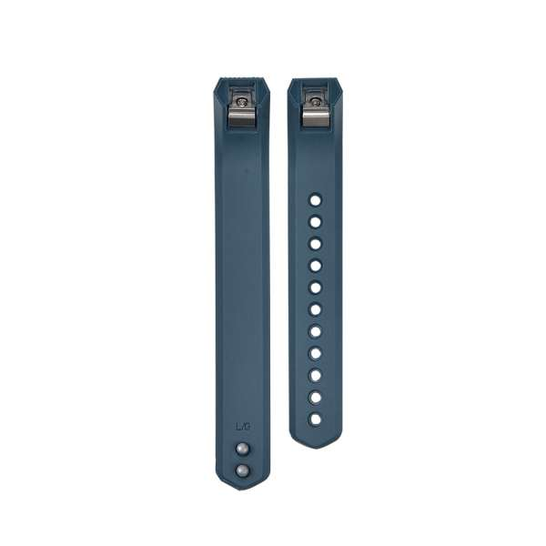 Luxe Siliconen Bandje large voor FitBit Alta – grijs_002