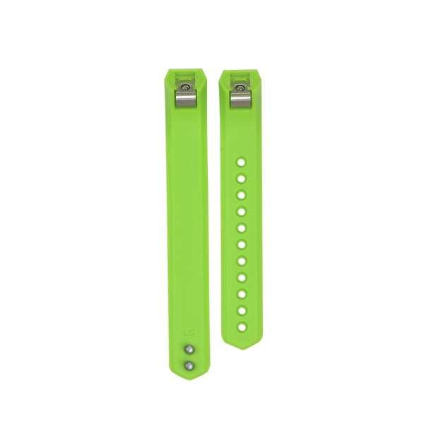 Luxe Siliconen Bandje large voor FitBit Alta – groen_003