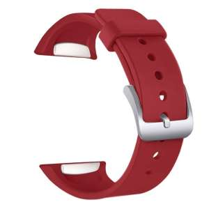 Samsung Gear S2 bandje silicone rood_010