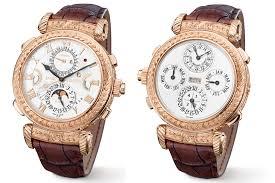 Patek Philippe Grandmaster Chime wristwatch - Ref. 5175