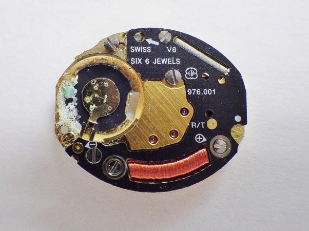 時計修理技術者コラムVol.3 クォーツ時計の仕組み~電子回路編~