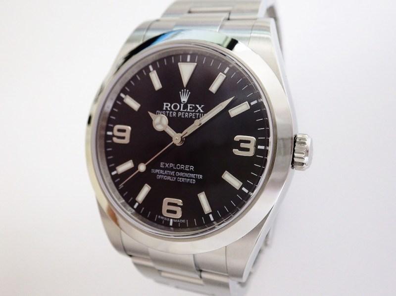 ロレックス エクスプローラー 214270 CASE#8631
