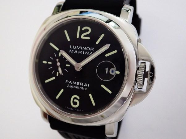 パネライ ルミノールマリーナ PAM00104 CASE#9142