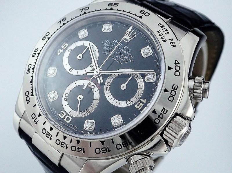 時計修理技術者コラムVol.13 ロレックスのムーブメントの特徴~デイトナCal.4130編~