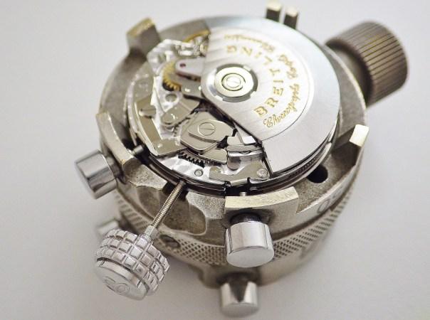 時計修理技術者コラムVol.16 クロノグラフの動作不良について~Cal.ETA7750編~
