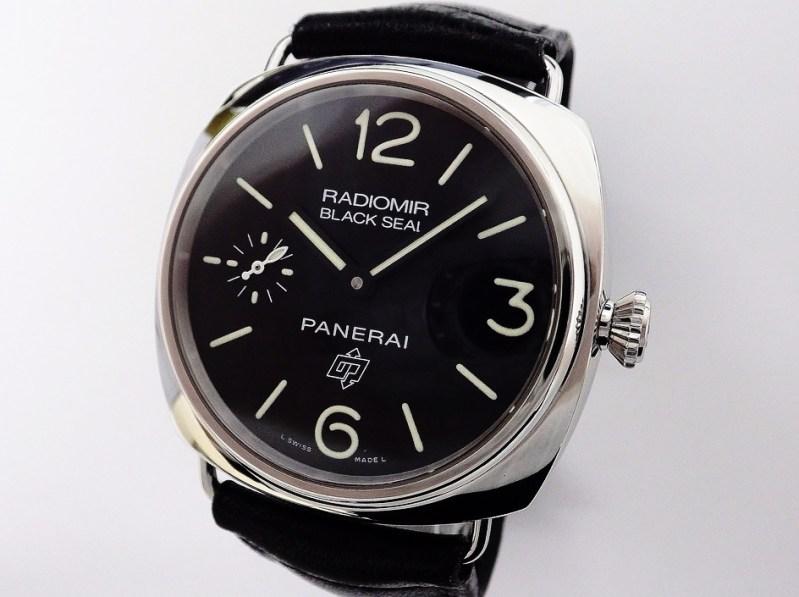 パネライ ラジオミール ブラックシール PAM00380 CASE#10041