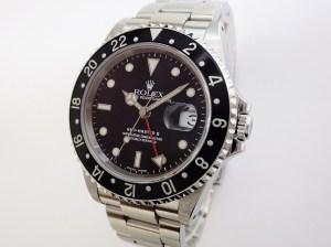 ロレックス GMTマスターⅡ 16710 CASE#11283