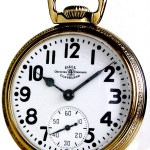 Ball The Railroad watch