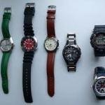 Japanese Watch History