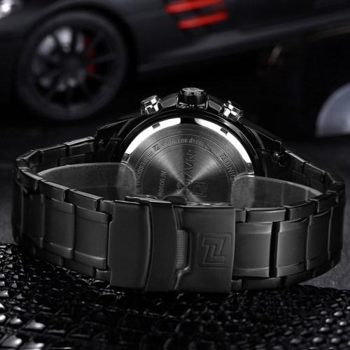 Naviforce Luxury Brand Men Military Sports Watches