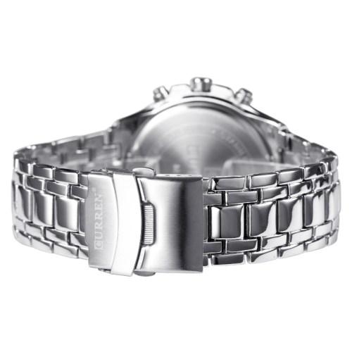Curren Full Stainless Steel Watch for Men