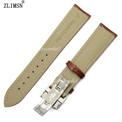 Genuine ZLIMSN Leather Watch Bands