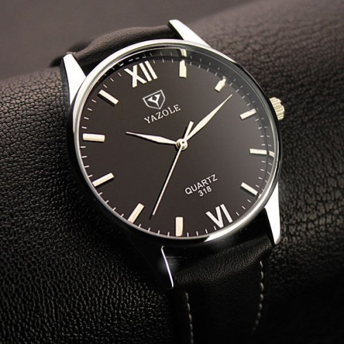 YAZOLE Wrist Quartz Watch for Men