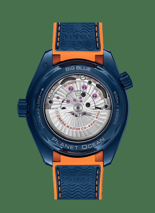 OMEGA – Seamaster Planet Ocean GMT
