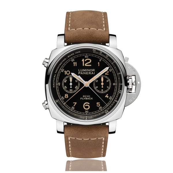 PANERIA - LUMINOR 1950 PCYC 3 DAYS CHRONO FLYBACK