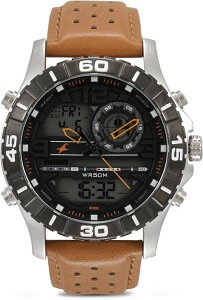 Fastrack 38035SL04 Watch - For Men