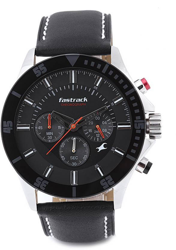 Fastrack Fastrack His and Her Analog Black Dial Men's Watch – ND3072SL02