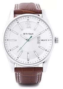 Titan NF9322SL03MJ Octane Analog Watch