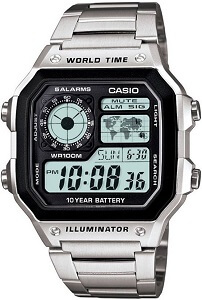 Casio D099 Youth Series Watch - For Men