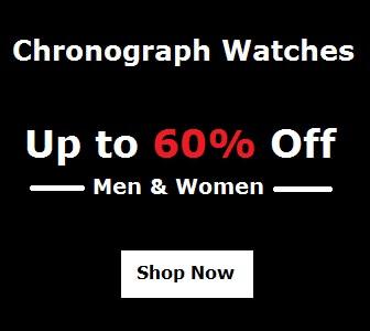 Chronograph Offer
