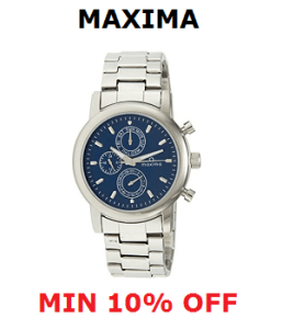Maxima Watches Offer - Min 10% Off