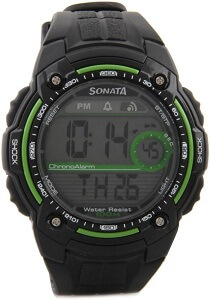 Sonata NF7990PP01J Digital Watch