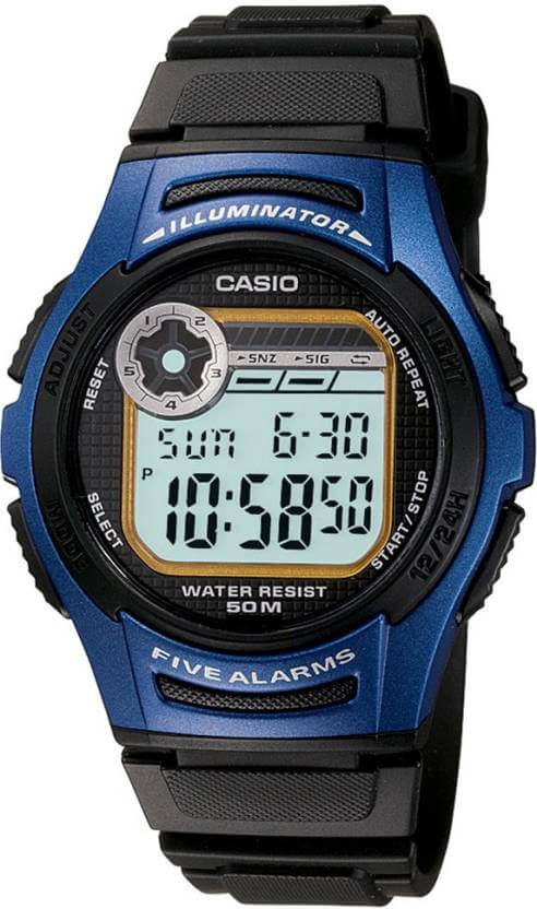 Casio D066 Youth Series Digital Watch for Men