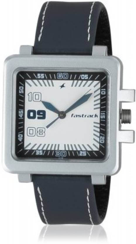 Fastrack NG747PL01C Essentials Analog Watch for Men