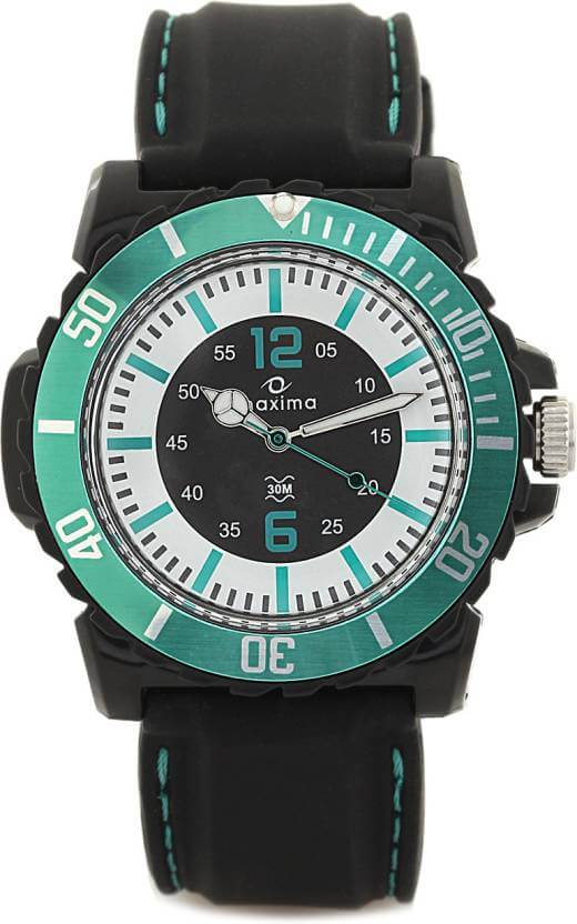 Maxima 29740PPGW Analog Watch for Men