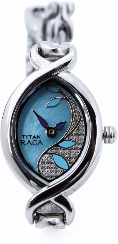 Titan NB2251SM01 Raga Analog Watch for Women