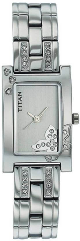 Titan NE9716SM01J Analog Watch for Women