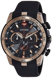 Citizen Analog Black Dial Men's Watch-CA4152-02E