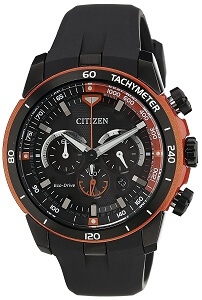 Citizen Analog Black Dial Men's Watch - CA4154-07E