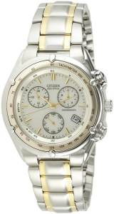 Citizen Eco-Drive Analog Beige Dial Men's Watch - BL7110-60P