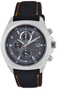Citizen Eco-Drive Analog Grey Dial Men's Watch CA0191-02H