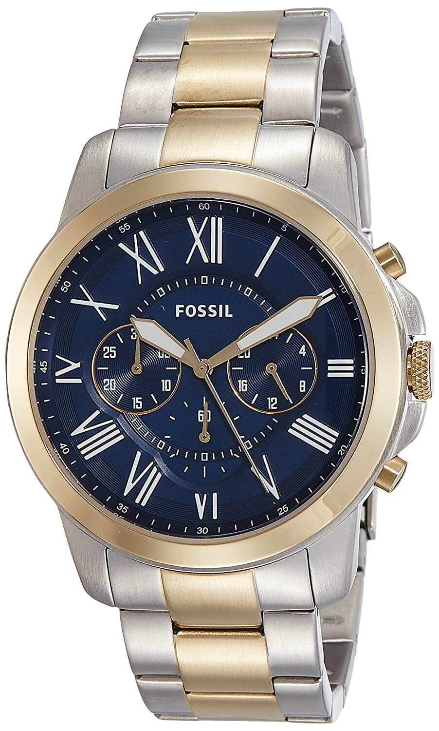 Fossil Watches For Men – Up to 40% Off